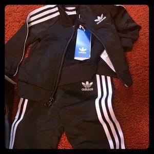 Infant Adidas Jump Suit